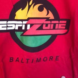 Vintage ESPNZone Baltimore T Shirt